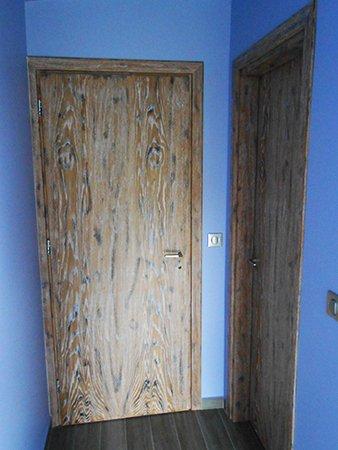 Πόρτα Νο7 - woodcut.gr - Ανδρούδης